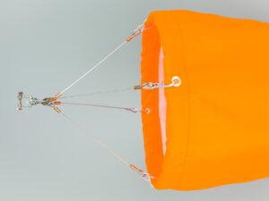 windsock with wire harness