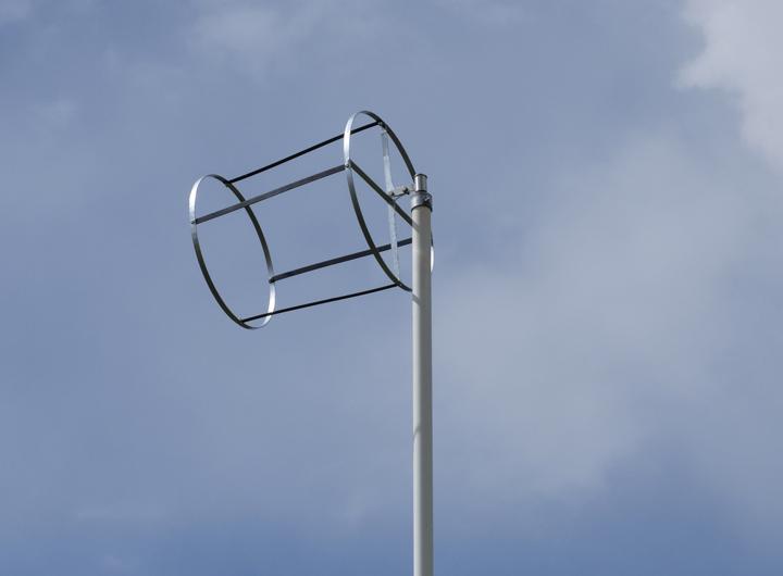 windsock swivel frame