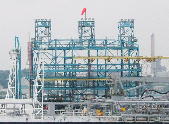windsocks in oil and gas industry