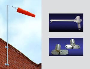 Windock masts & fittings